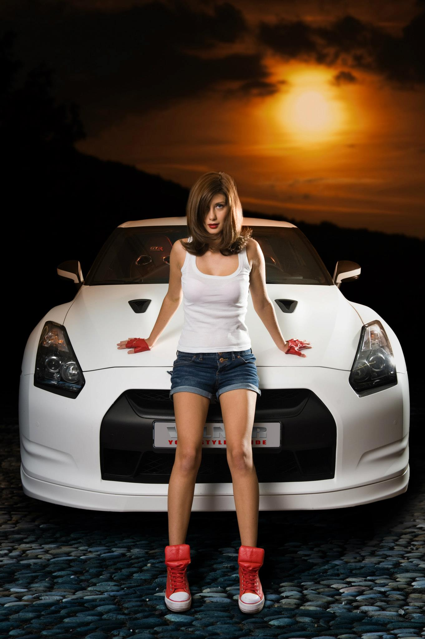 Vilner Nissan Gt R The Power Of The Dragon