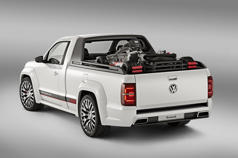 Volkswagen Amarok Concept V6 TDI - Worthersee