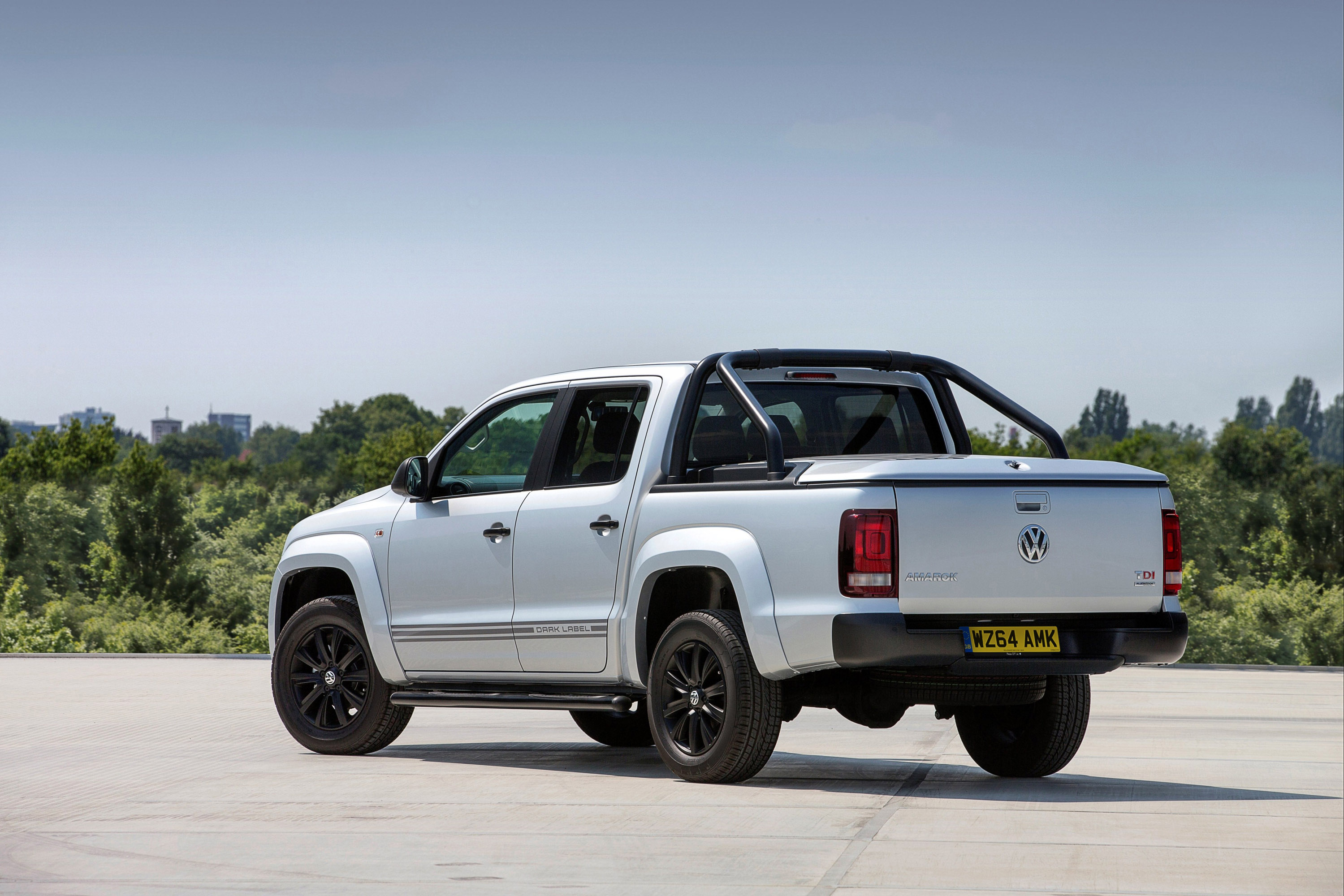Fuel Injector Cost >> Volkswagen Launches Amarok Dark Label Limited Edition in the UK