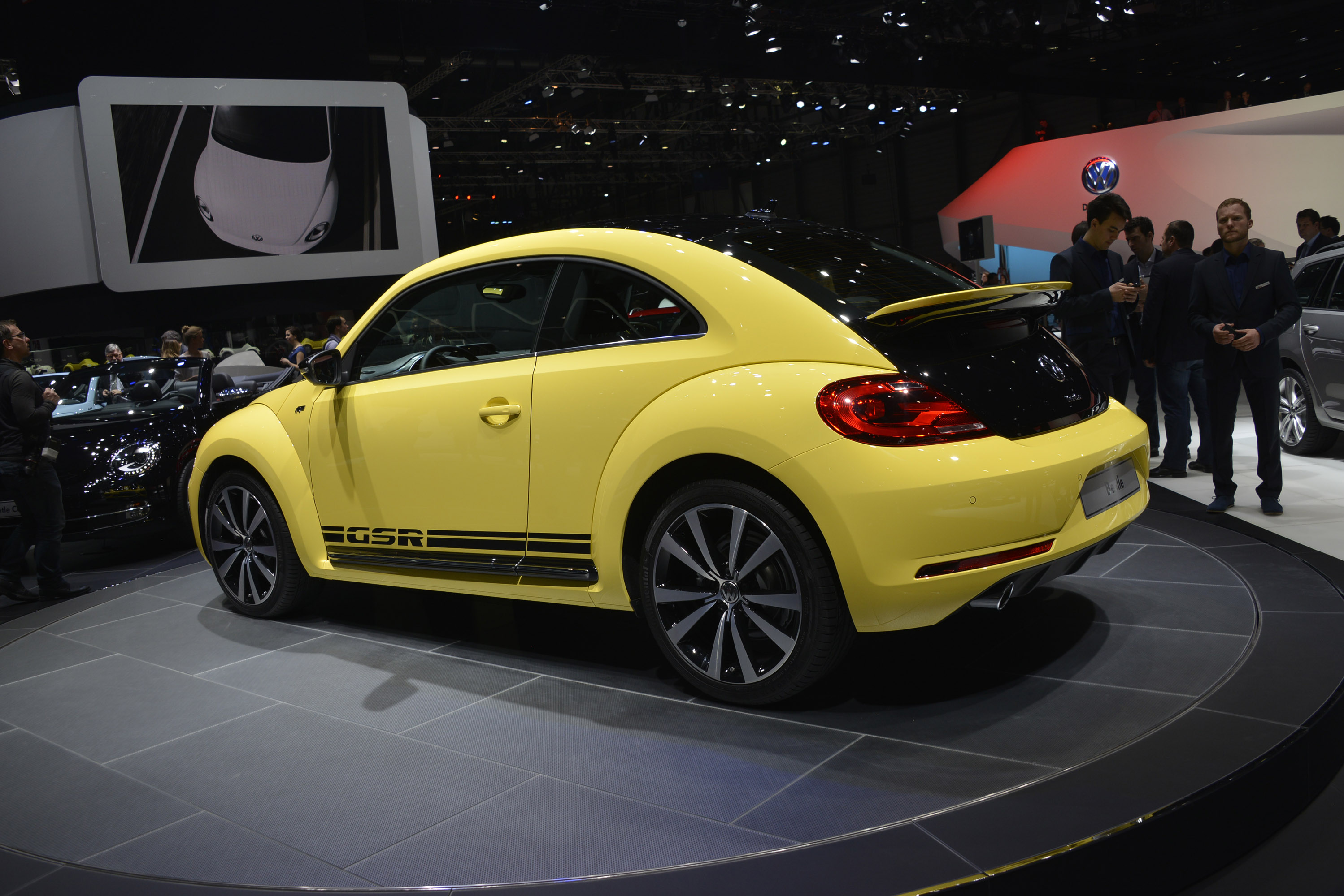 Volkswagen Beetle Gsr Geneva 2013 Picture 82641