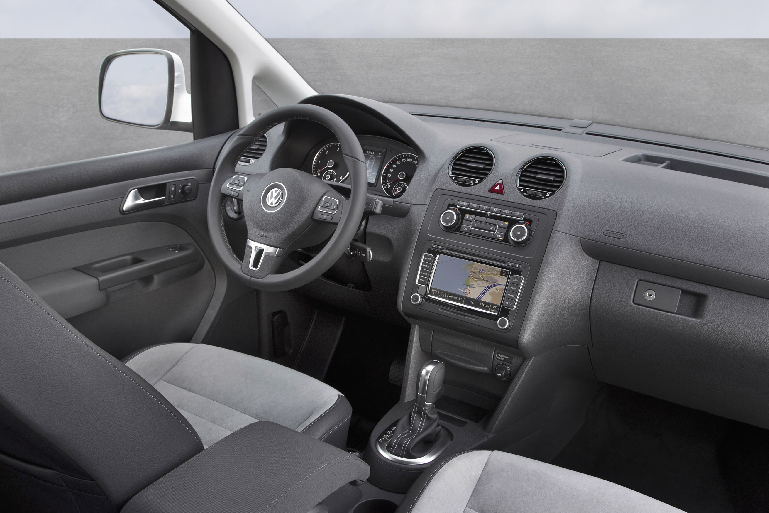 Volkswagen caddy edition 30 picture 58437 for Interieur 05