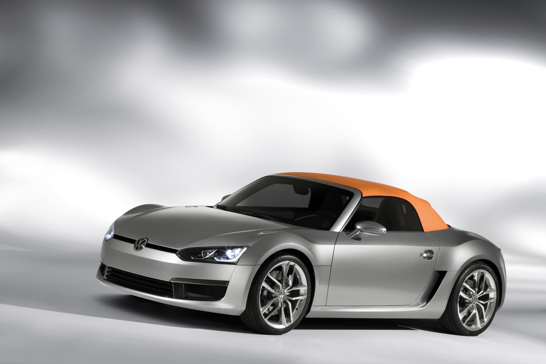 ... Volkswagen Concept BlueSport, ...