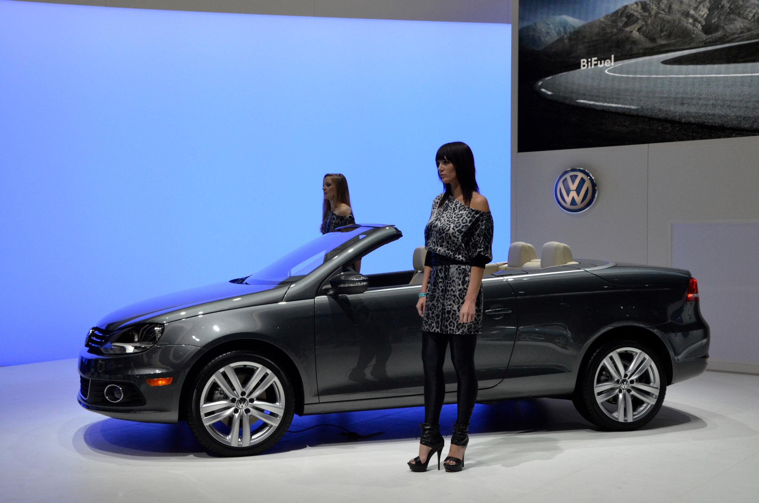 Volkswagen Eos Los Angeles Picture - Eos car show