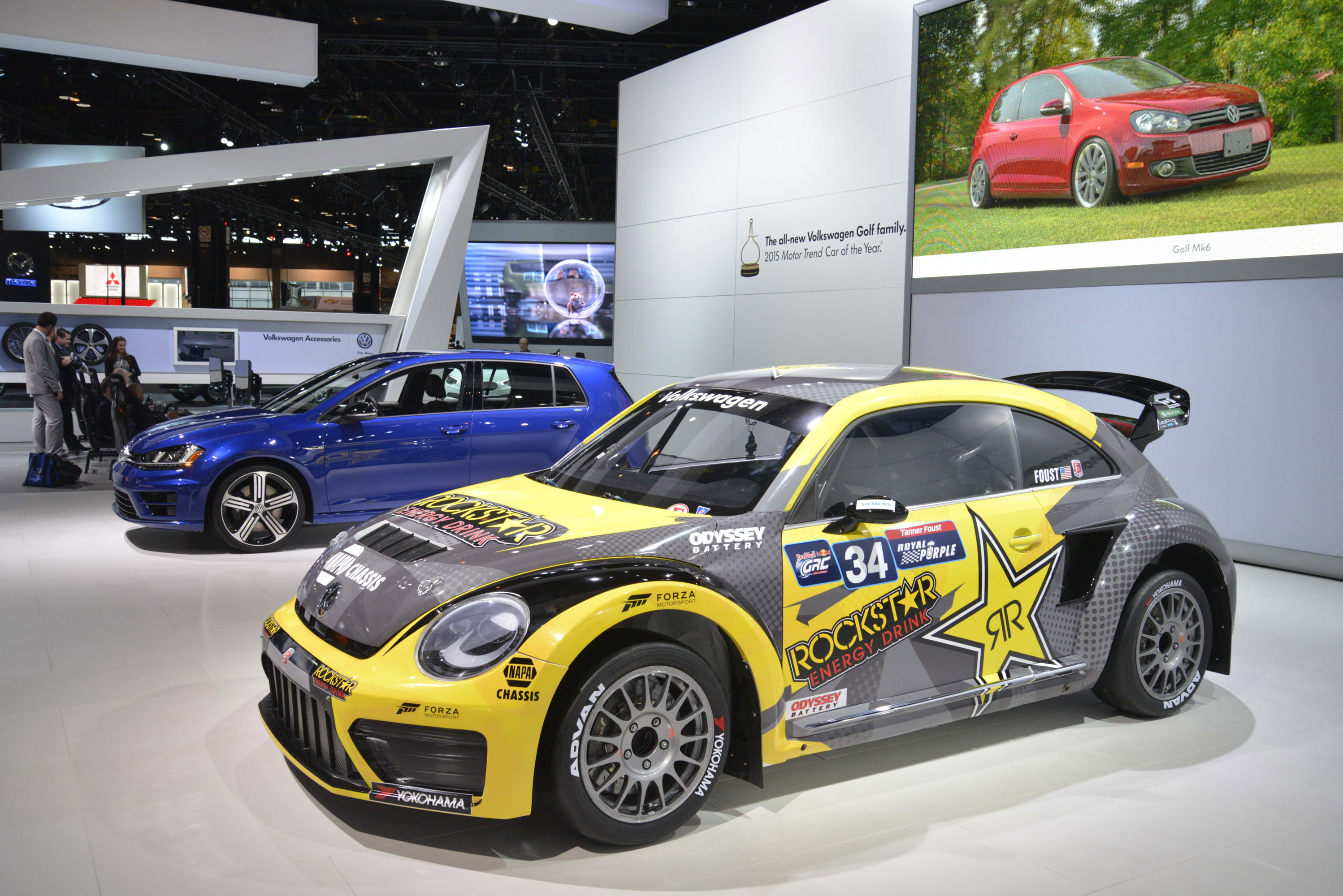 auto articles week cars news halo car arteon volkswagen fastback this bows chicago at show
