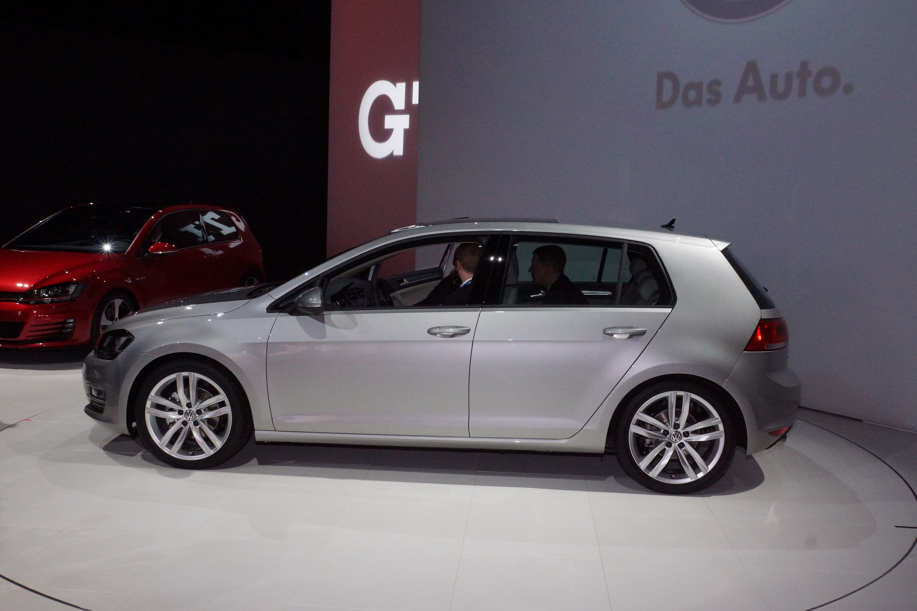 Volkswagen Golf Tdi New York 2013 Picture 83840