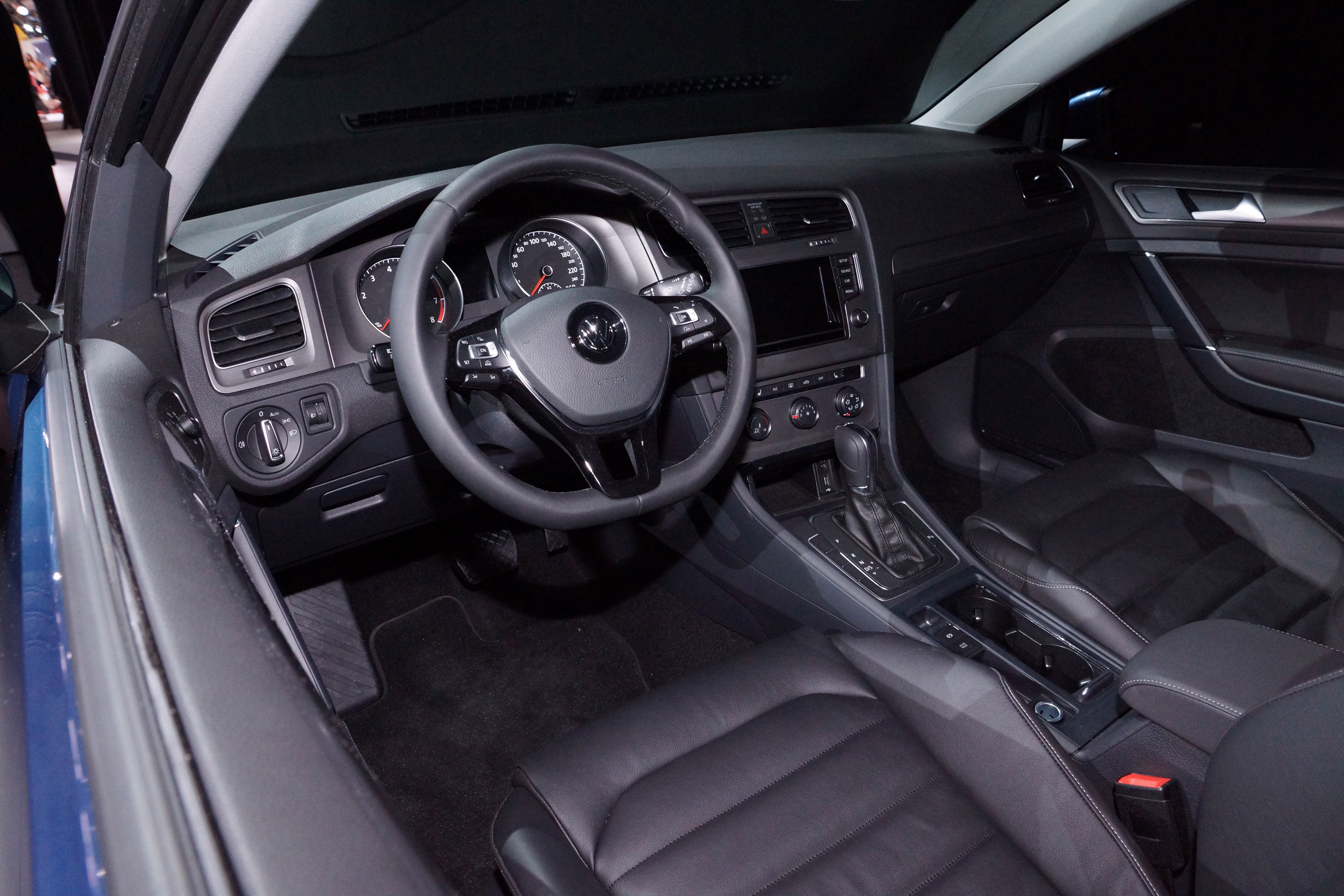 Volkswagen Golf Tdi New York 2013 Picture 83842