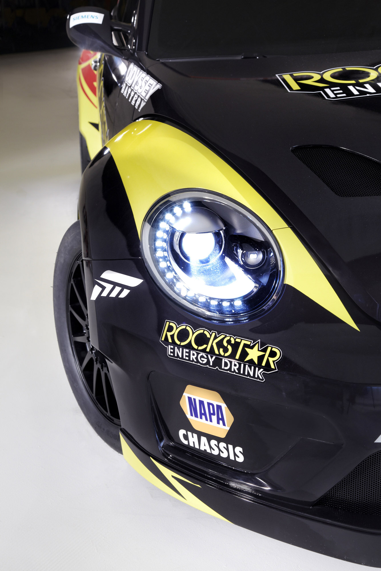 Volkswagen GRC Beetle To Compete In Red Bull Global Rallycross