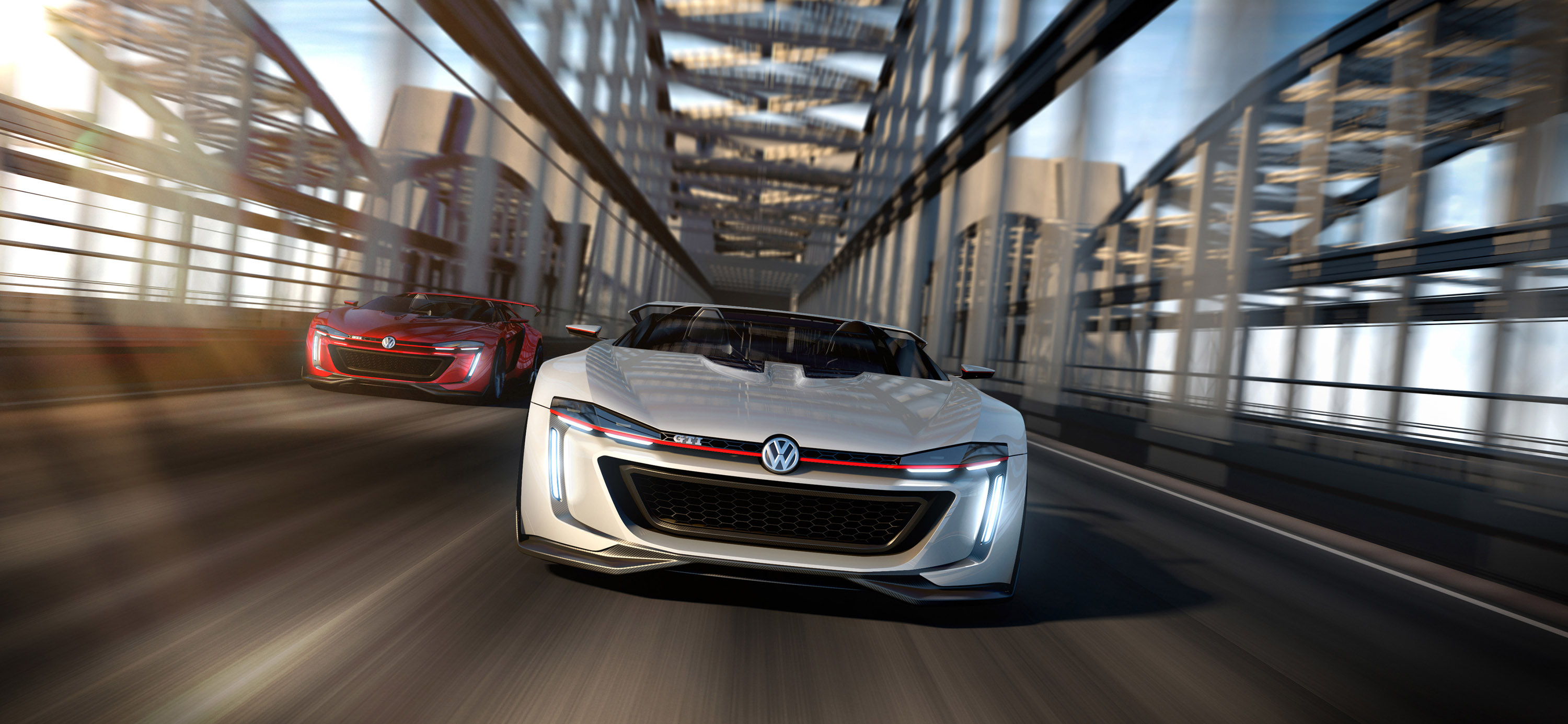 Volkswagen GTI Roadster Concept at 2014 Worthersee