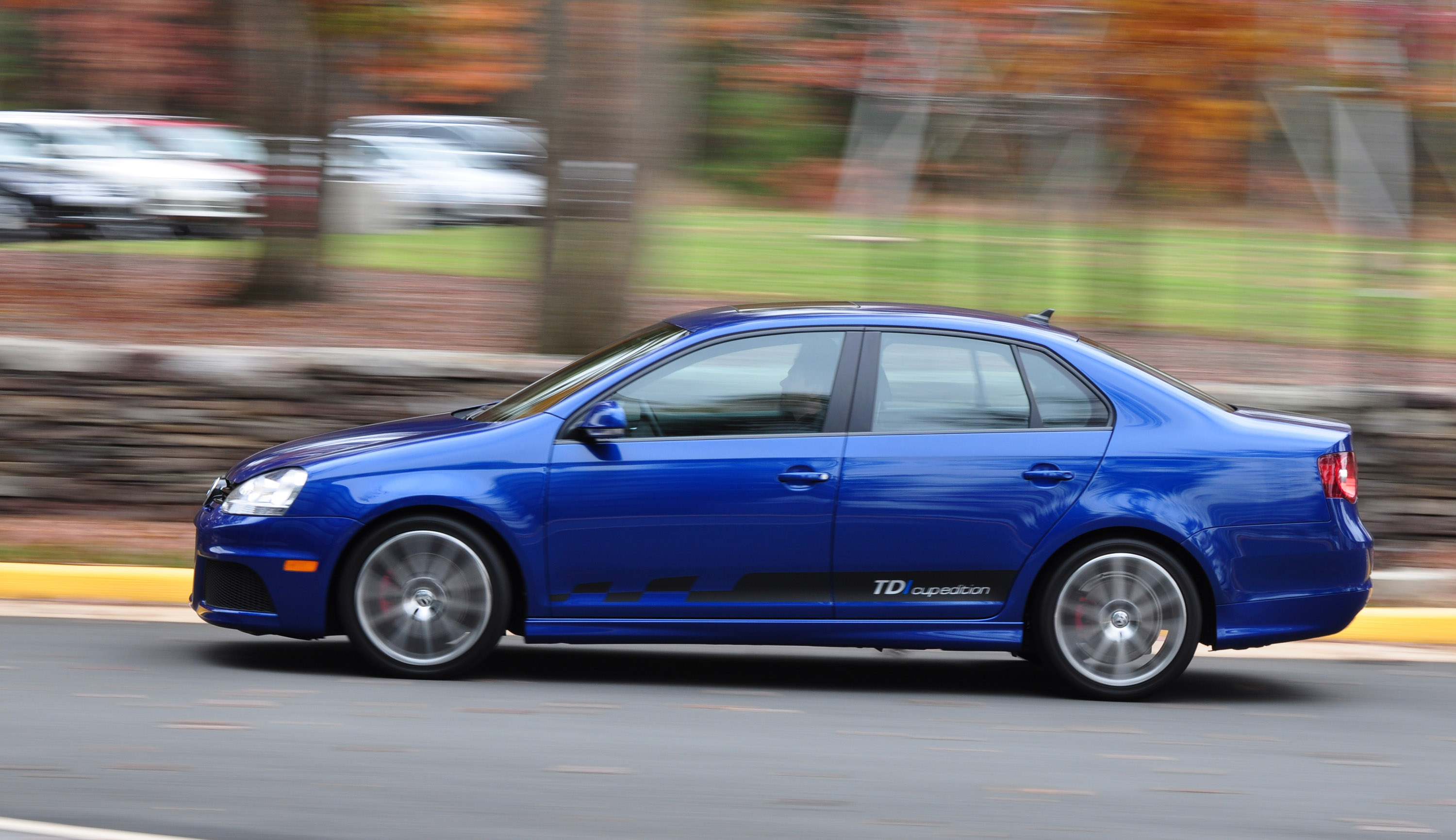 2010 VW Jetta TDI Cup Street Edition - enthusiasts are gonna love it