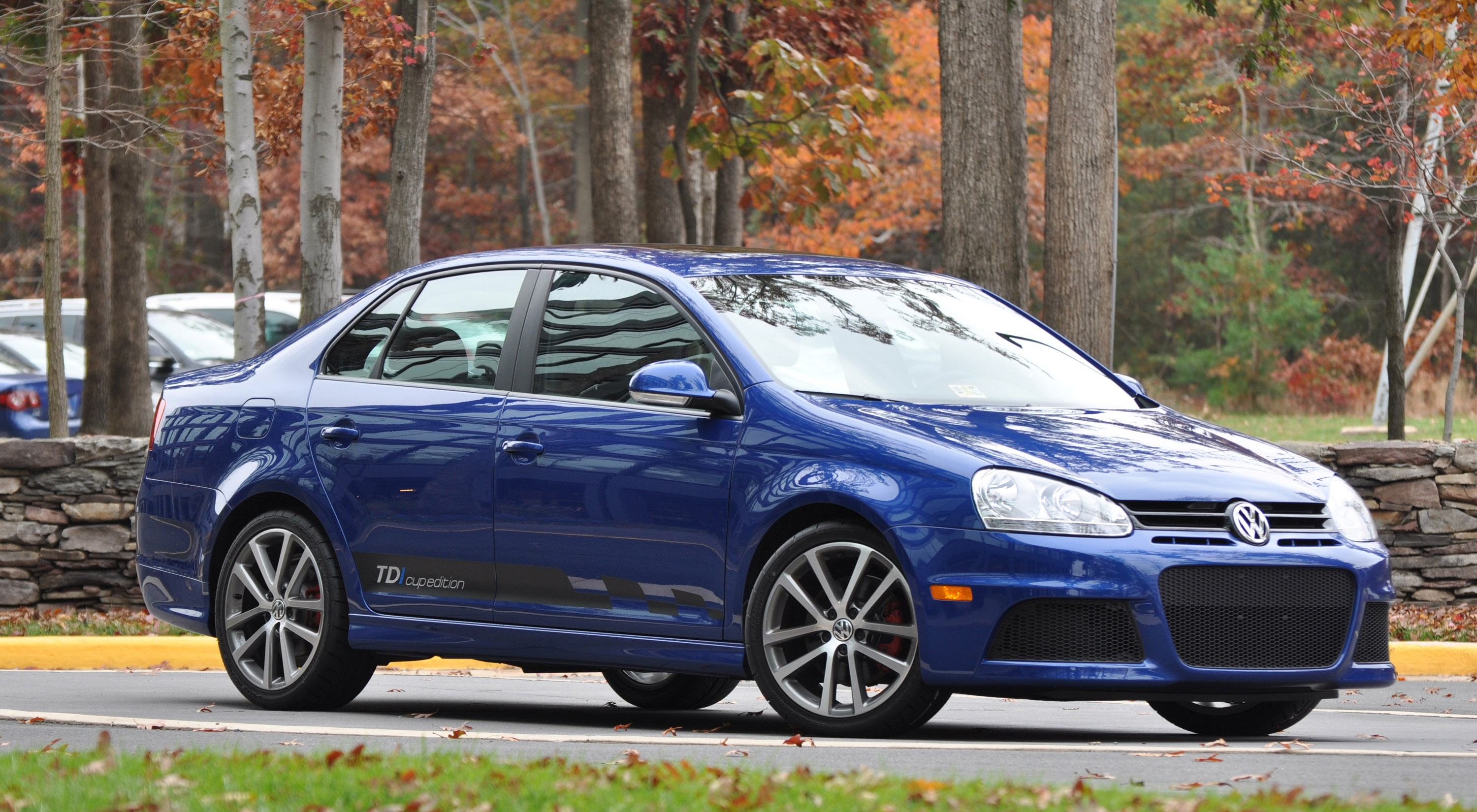 vw jetta tdi cup street edition enthusiasts  gonna love