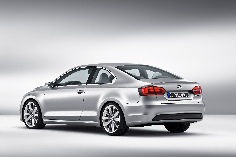 Volkswagen Reveals The New Compact Coupe Concept 2007 Vw Rabbit Engine Diagram