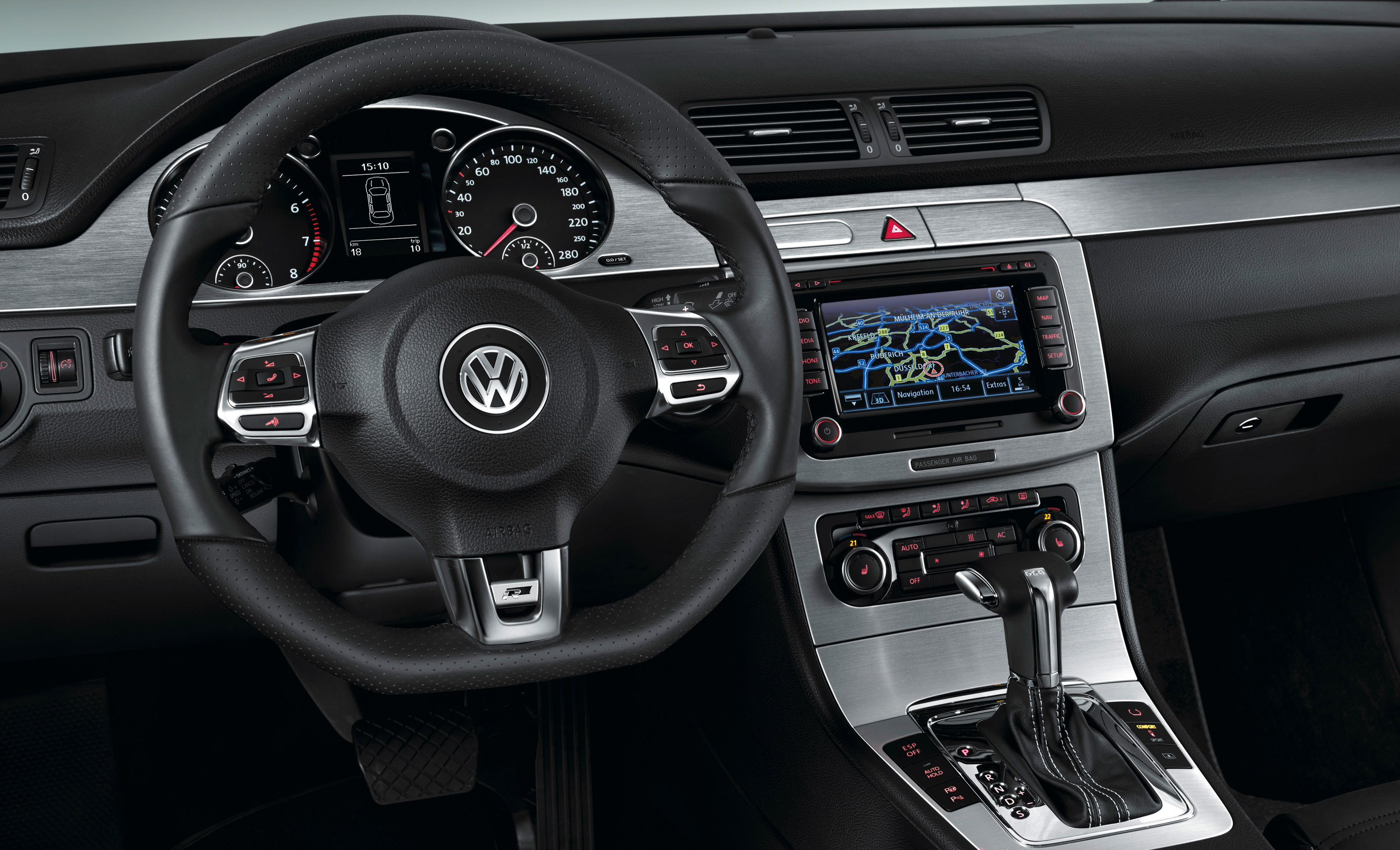 Volkswagen Offers New Rear Bench For Passat CC