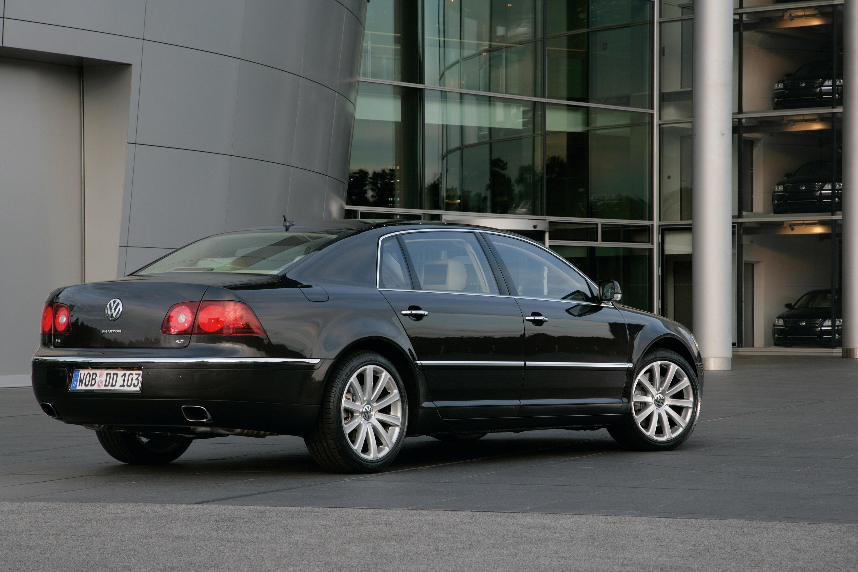 Volkswagen Phaeton 2009 - Picture 10583