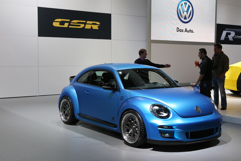 Volkswagen Super Beetle Chicago 2013 - Picture 80801