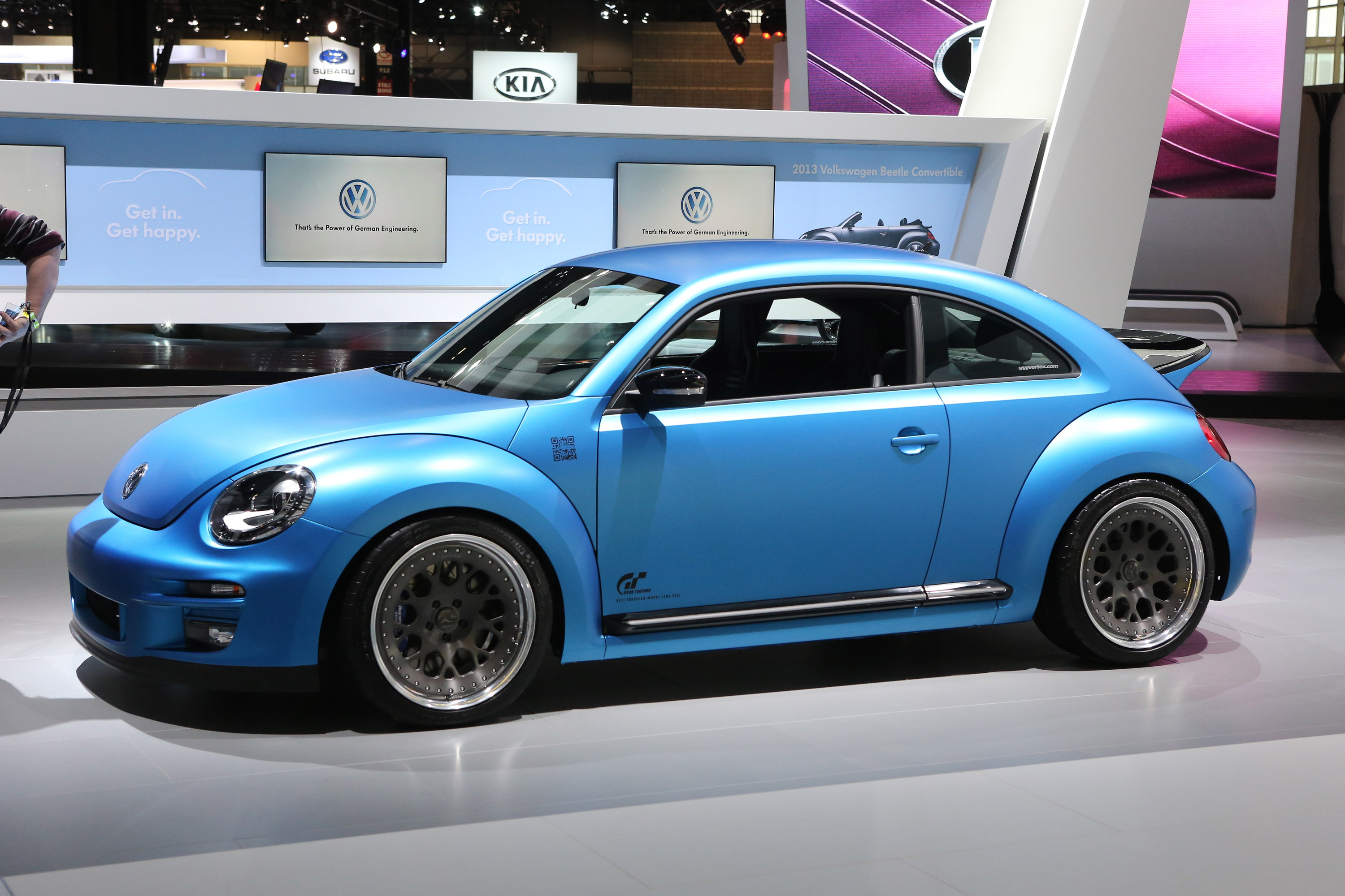 Volkswagen Super Beetle Chicago 2013 Picture 80803