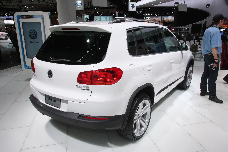 Volkswagen Touareg R Line Detroit 2013 Picture 79619