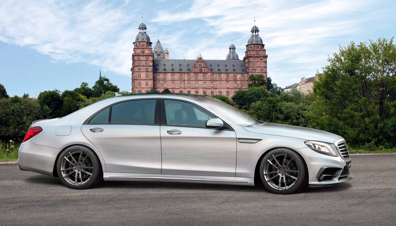 Mercedes benz s65 luxury sedan updated by voltage design for Mercedes benz luxury sedan