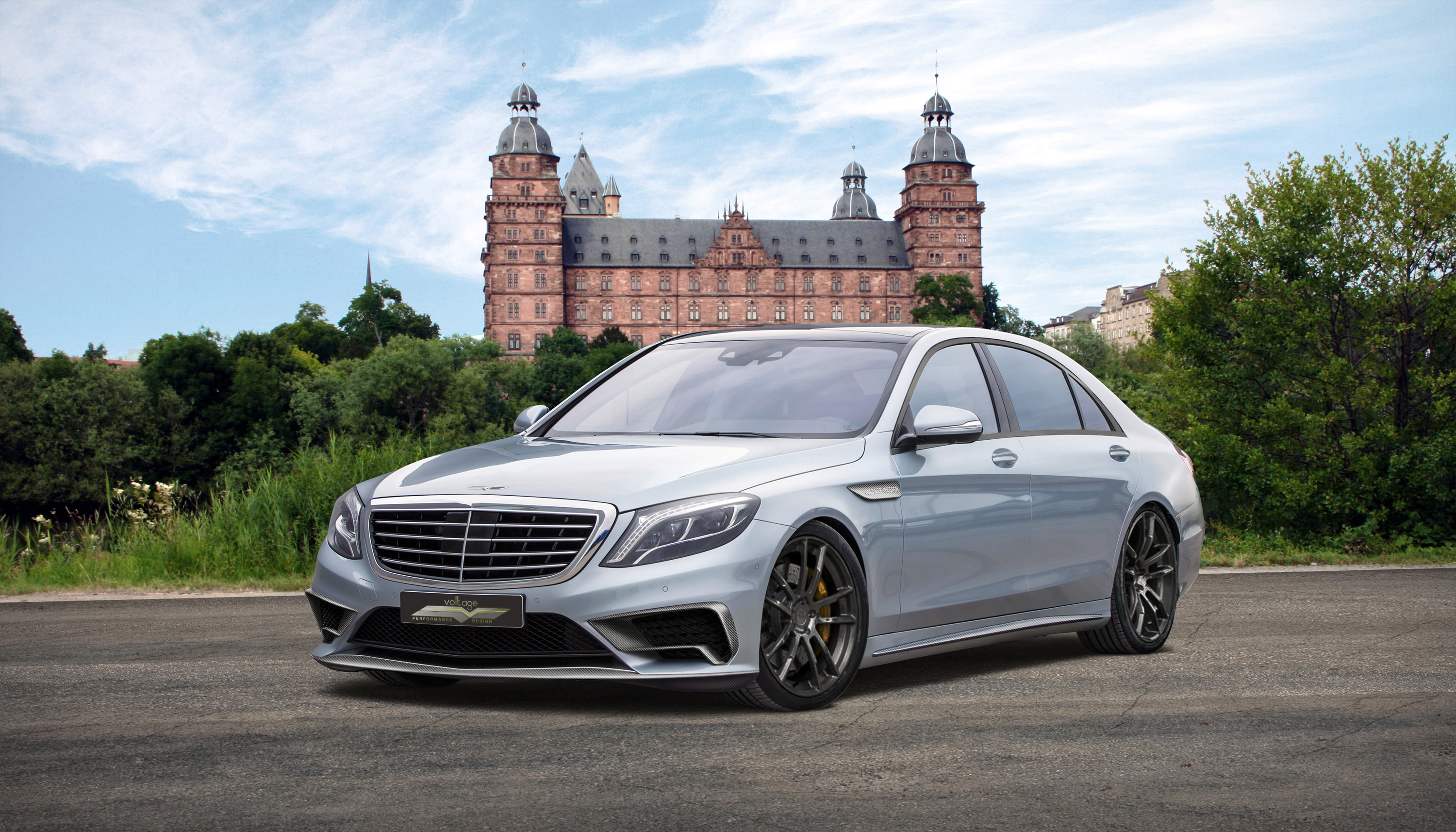 Mercedes benz s65 luxury sedan updated by voltage design for Mercedes benz s65 coupe