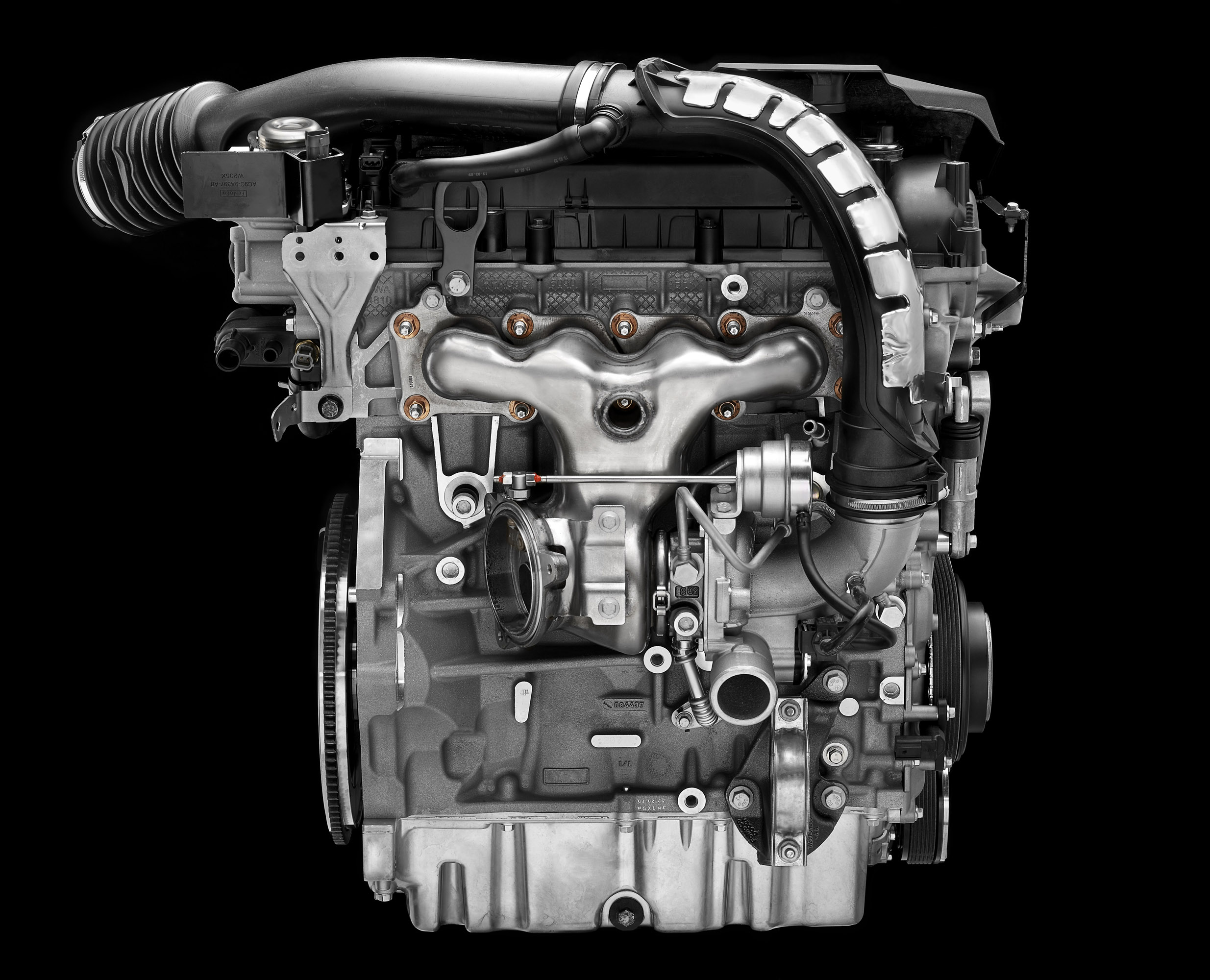 volvo announced new efficient 2 litre gtdi engine with unique turbo system. Black Bedroom Furniture Sets. Home Design Ideas