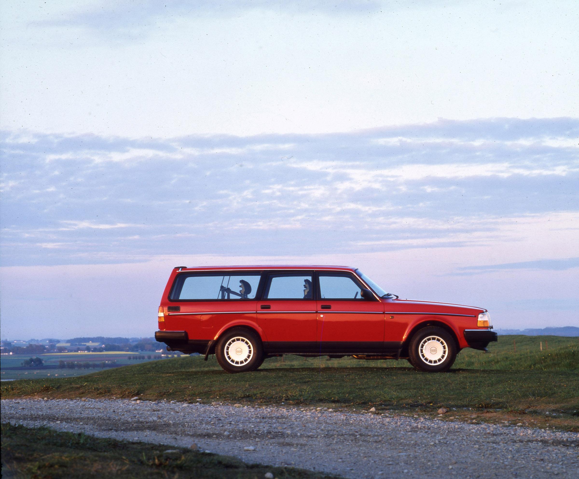 Volvo 240 Estate 1993 Picture 13531