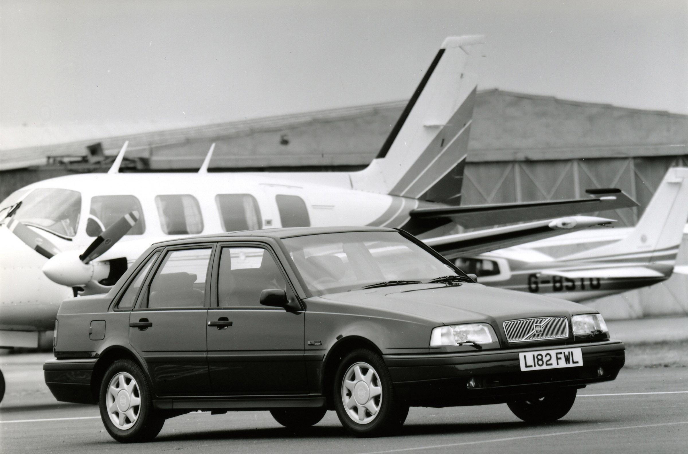 1993 Volvo 460 Picture 13534
