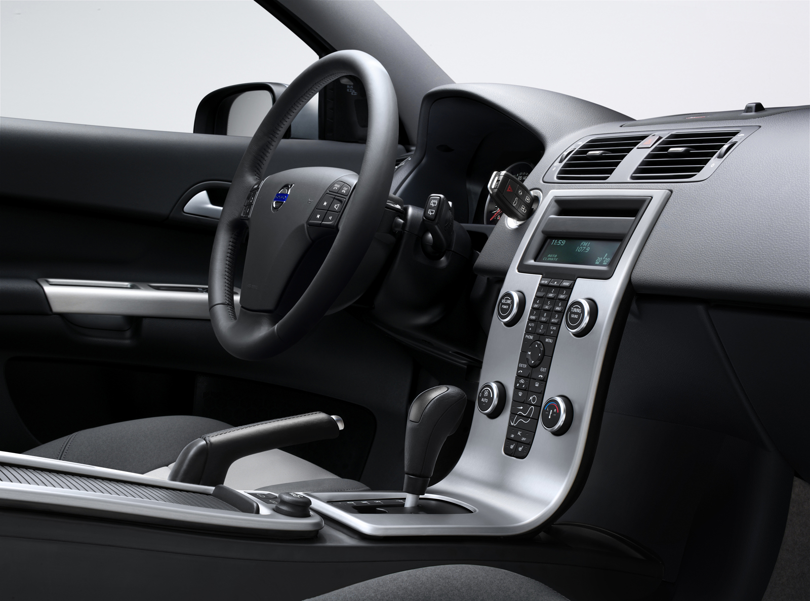Volvo c30 wins ward 39 s autoworld interior design award for Interieur voiture