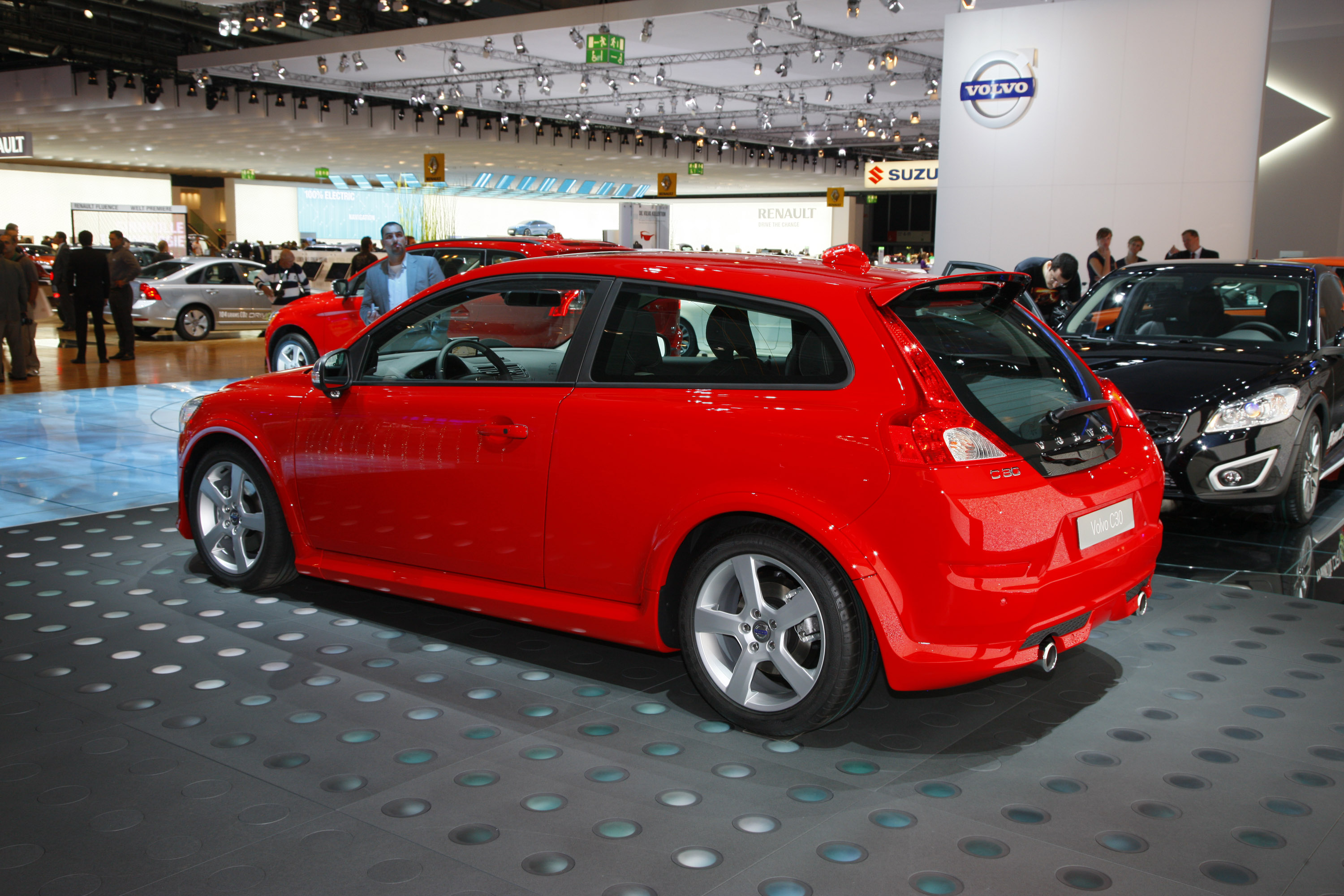 volvo-c30-r-design-2009-02 Great Description About Volvo C30 R Design with Interesting Gallery Cars Review