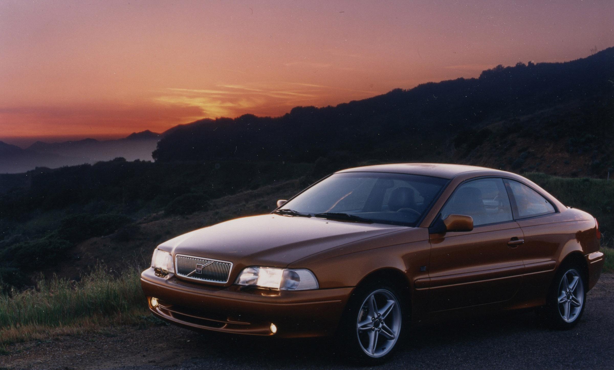 1997 Volvo C70 Picture 52358
