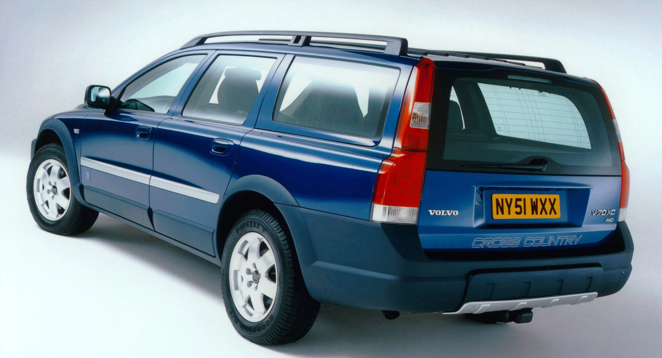 Volvo V70xc Cross Country Ocean Race Edition 2001 Picture 35807