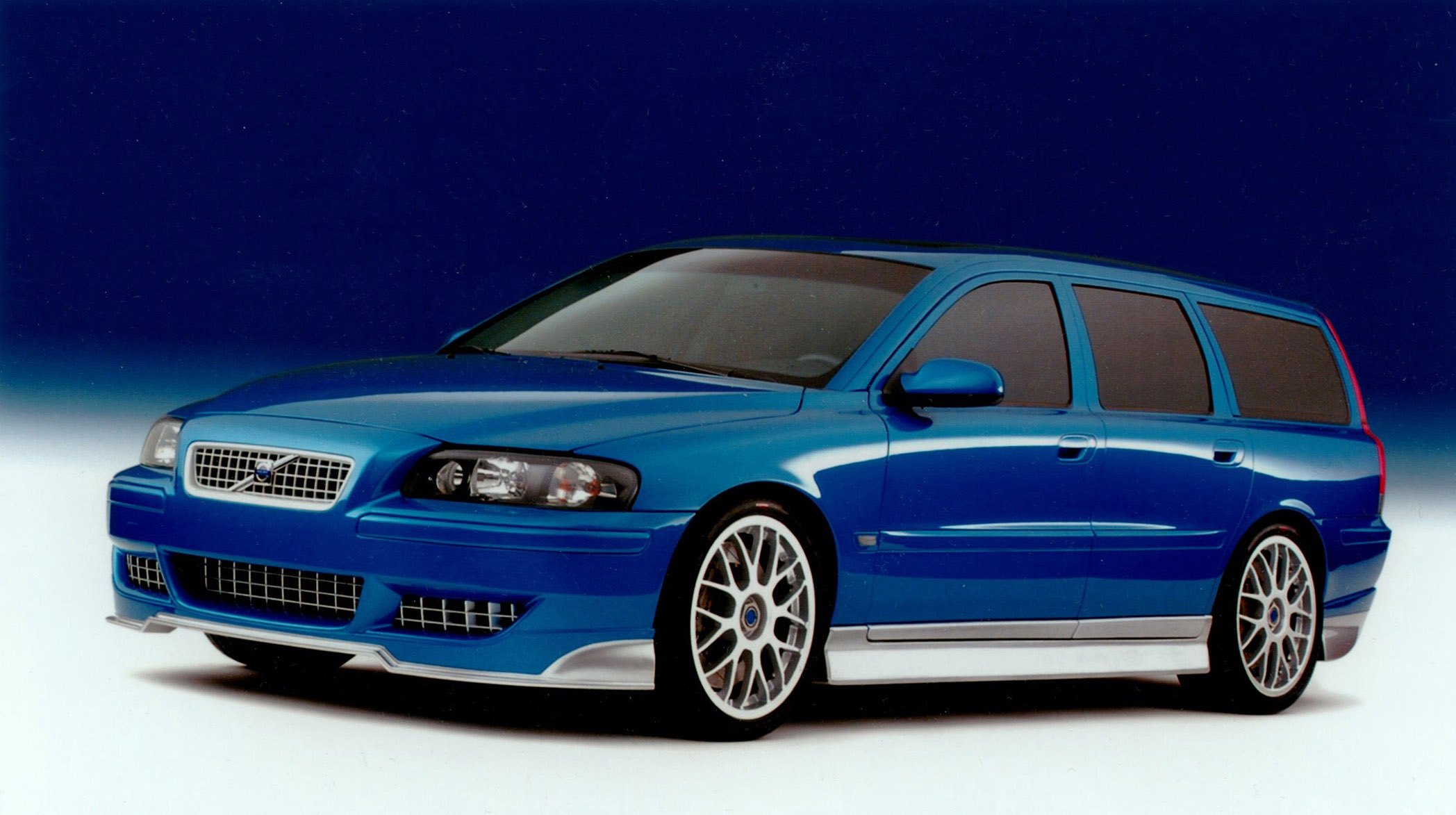 Volvo V70 Concept Car 2001 Picture 35808