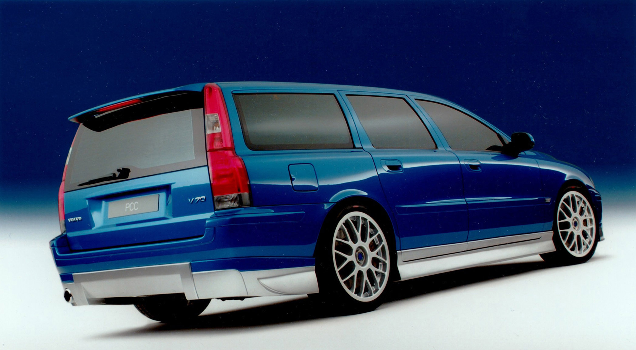 Volvo V70 Concept Car 2001 - Picture 35809