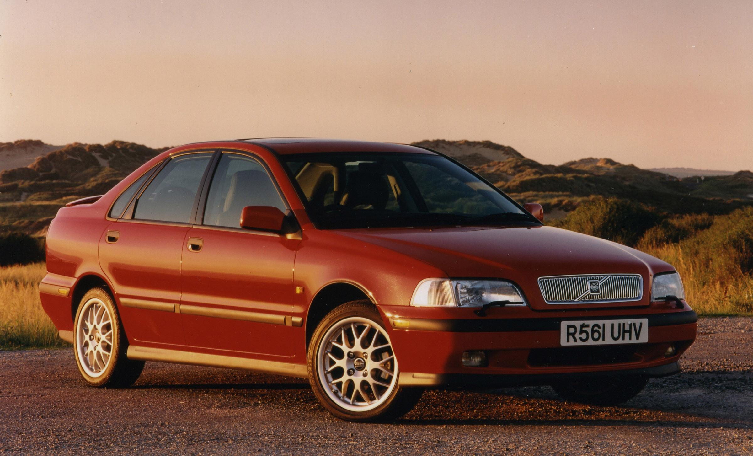 1997 Volvo S40 Picture 54238