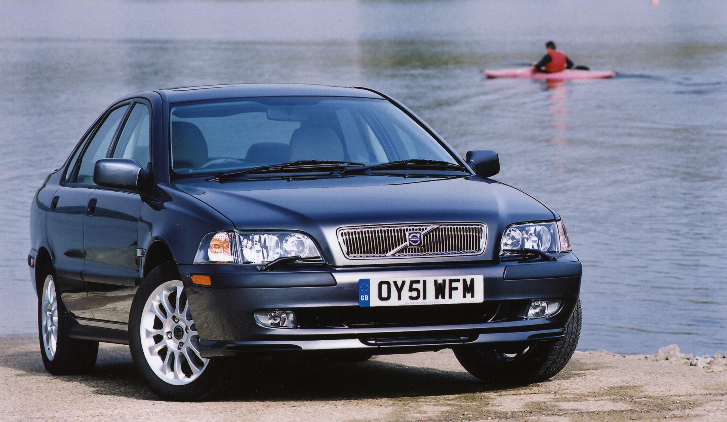 2001 Volvo S40 Picture 54245