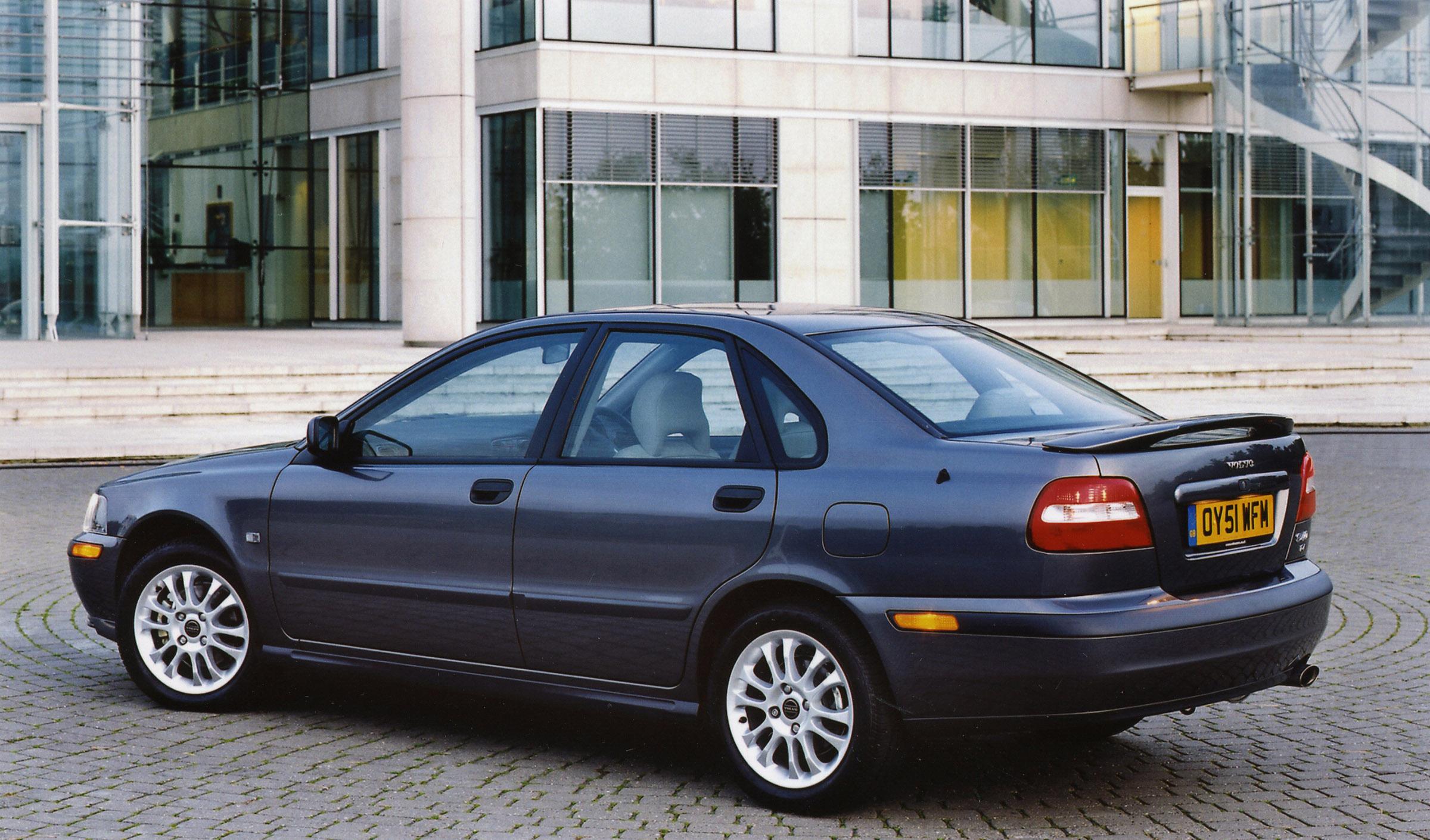 2001 Volvo S40 - Picture 54246