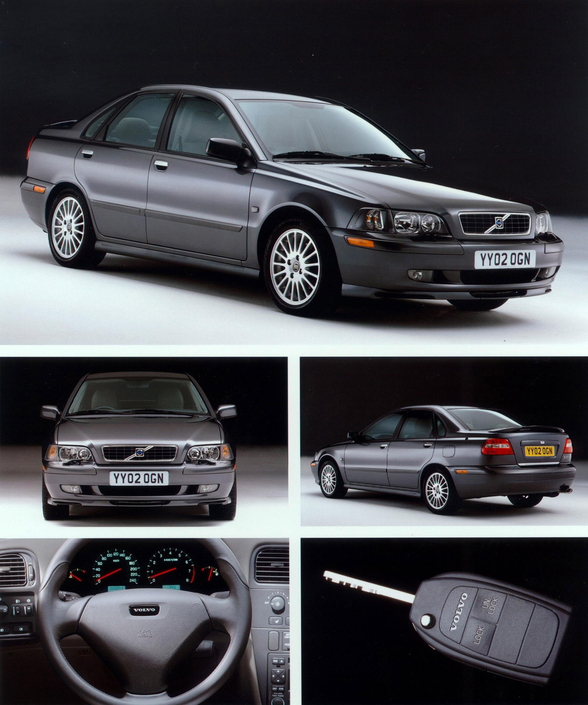 2002 Volvo S40 Picture 14188