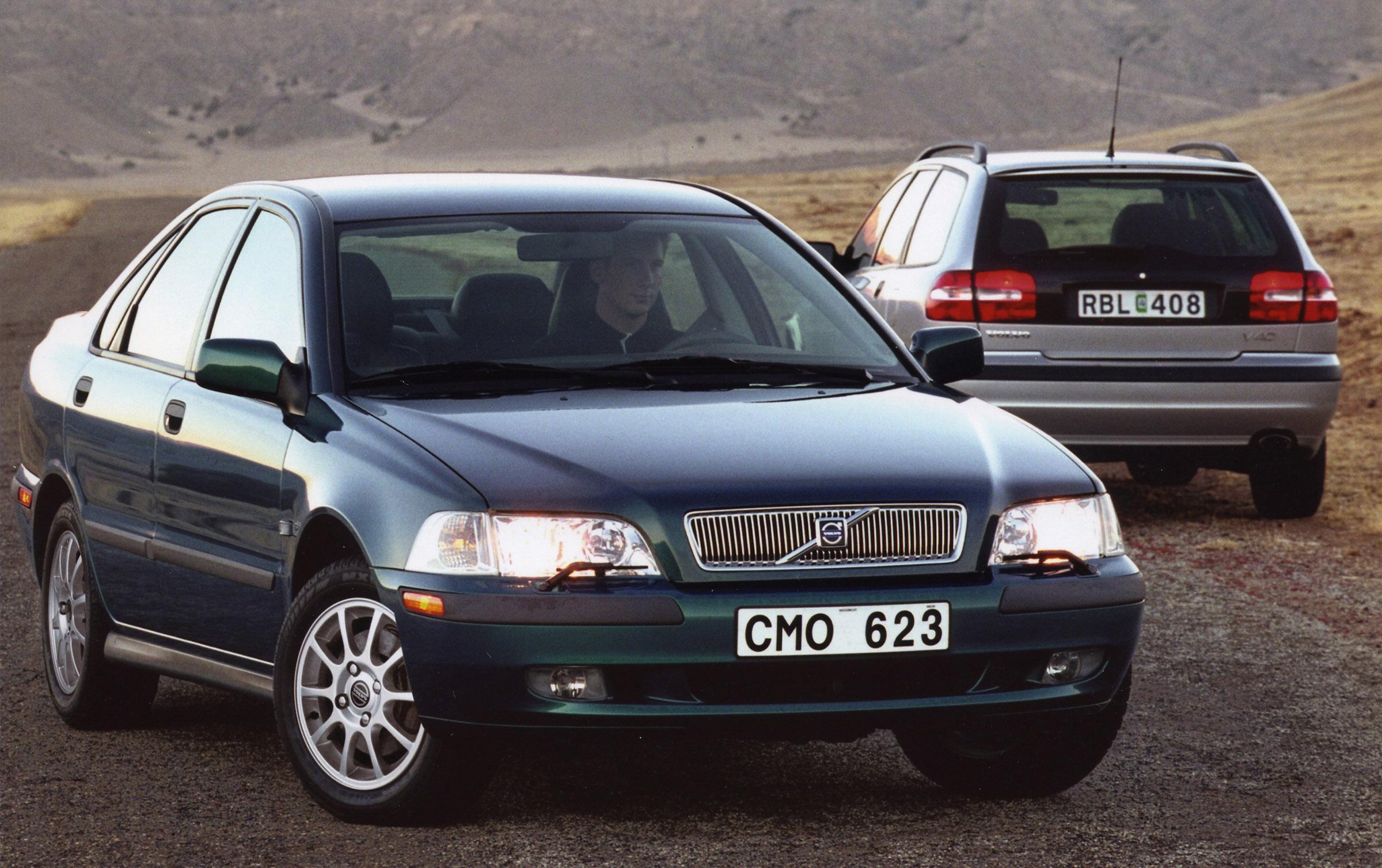 Volvo S And V on 2000 Saab 9 5 Aero
