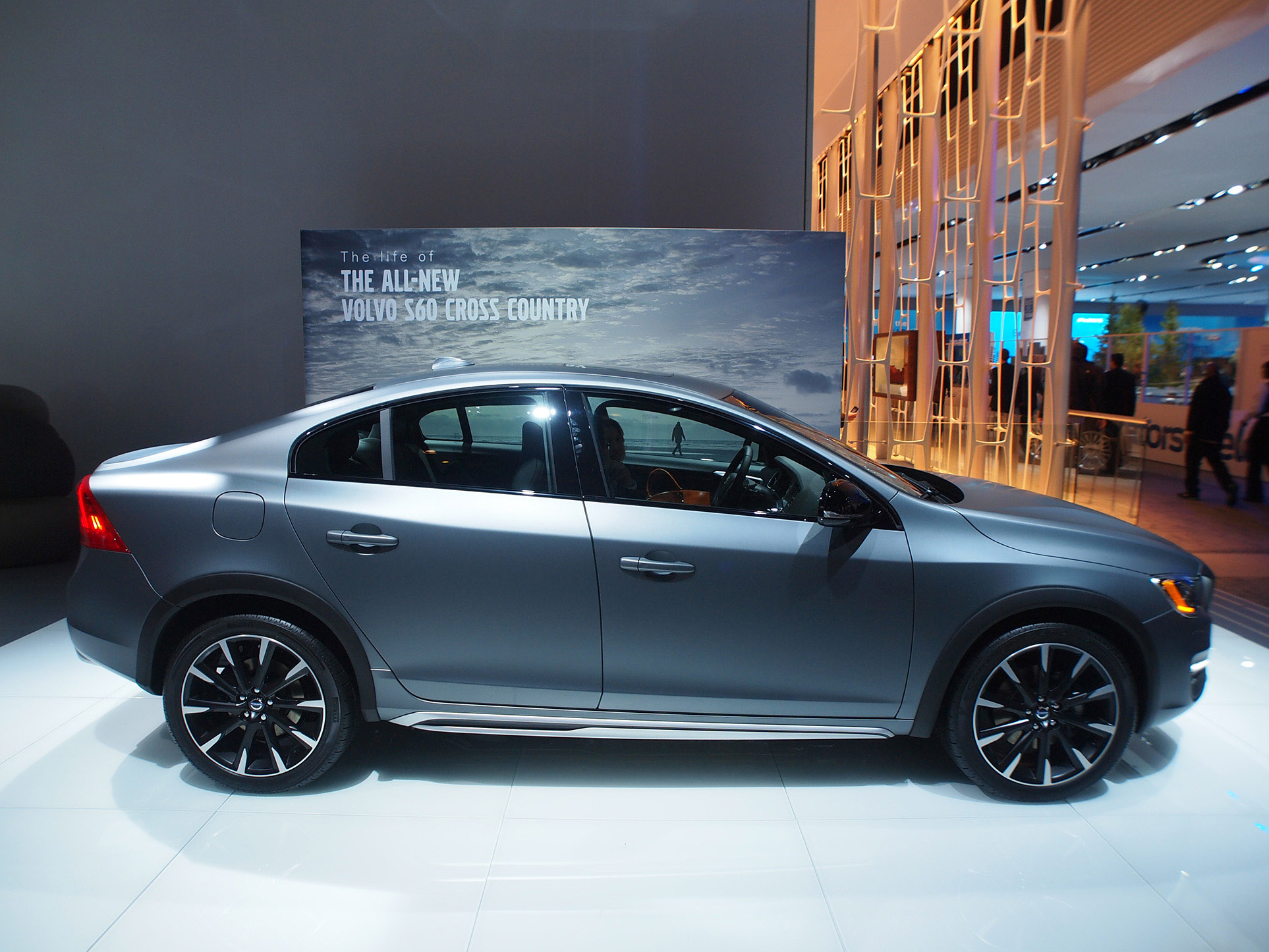 volvo expands lineup  upgrades models