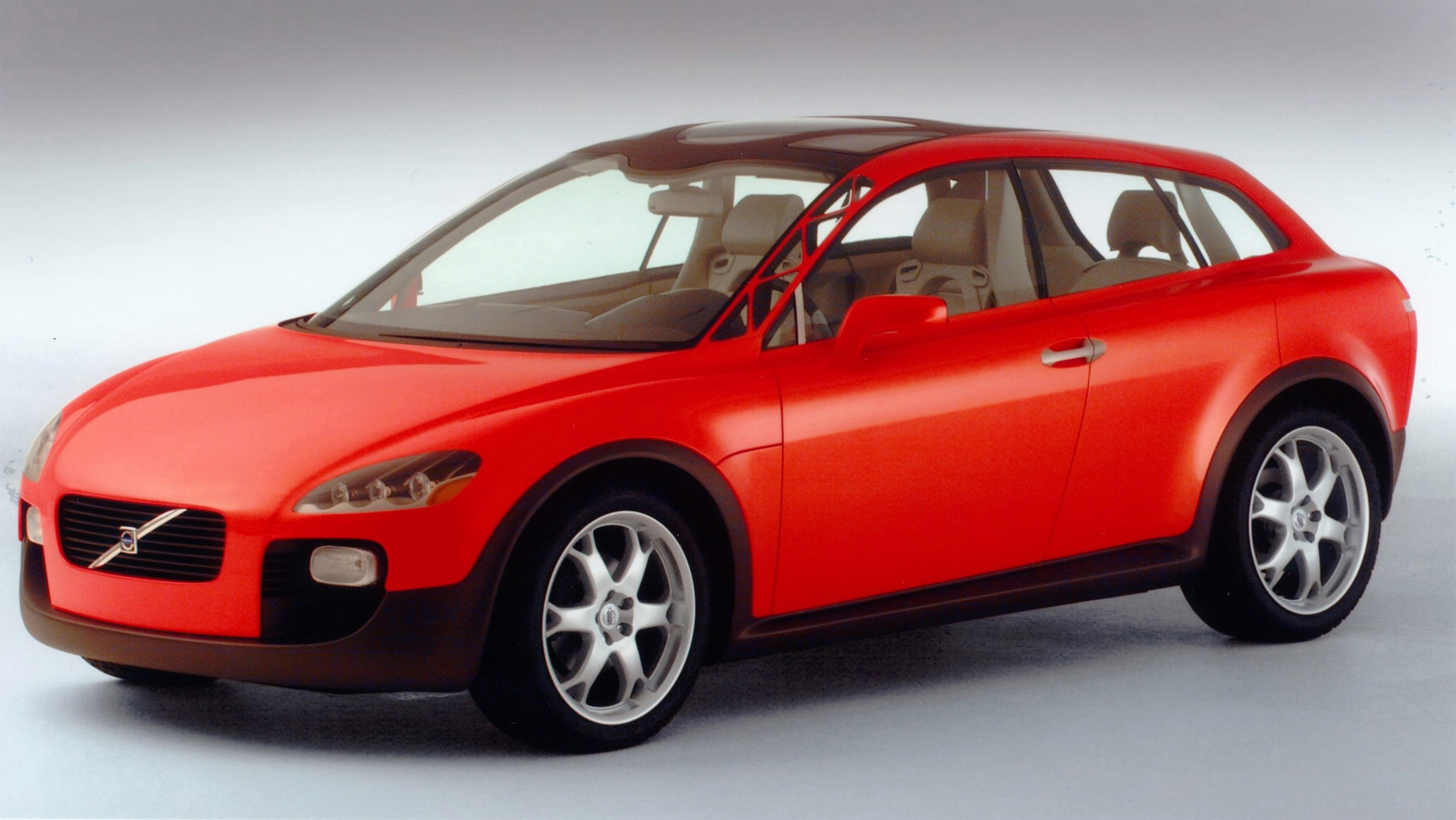 Volvo Safety Concept Car 2001 Picture 35810