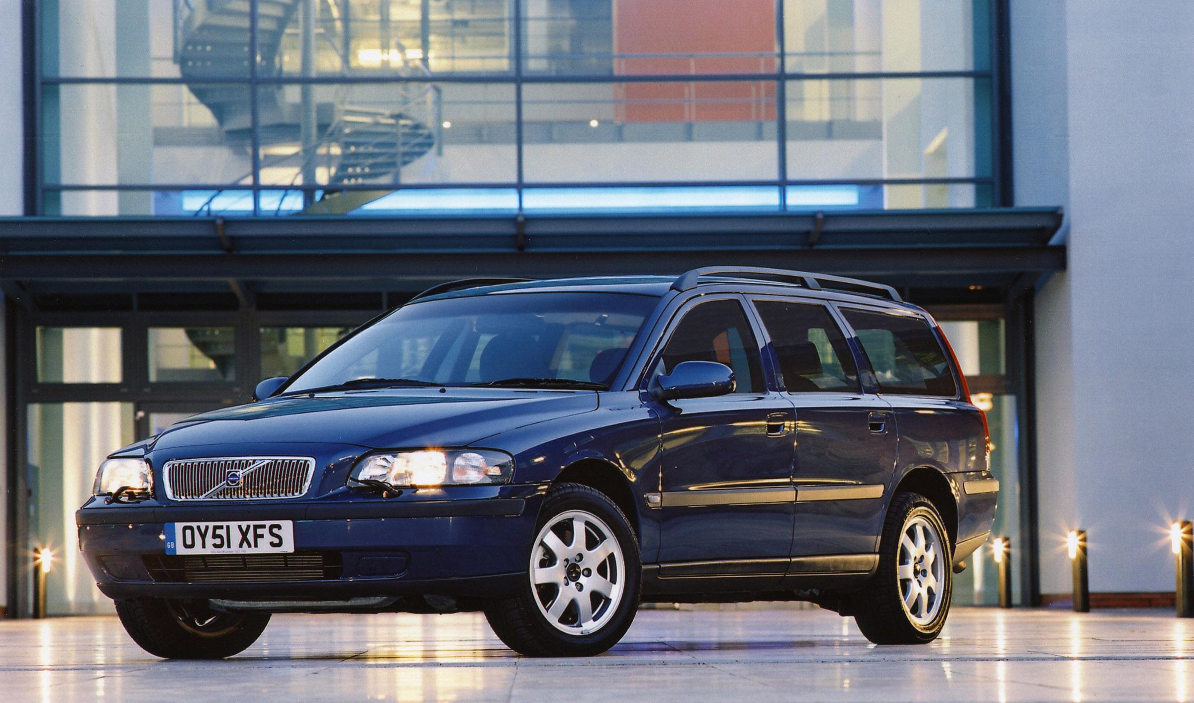 Mercedes Benz Amg >> Volvo V70 2001 - Picture 14179