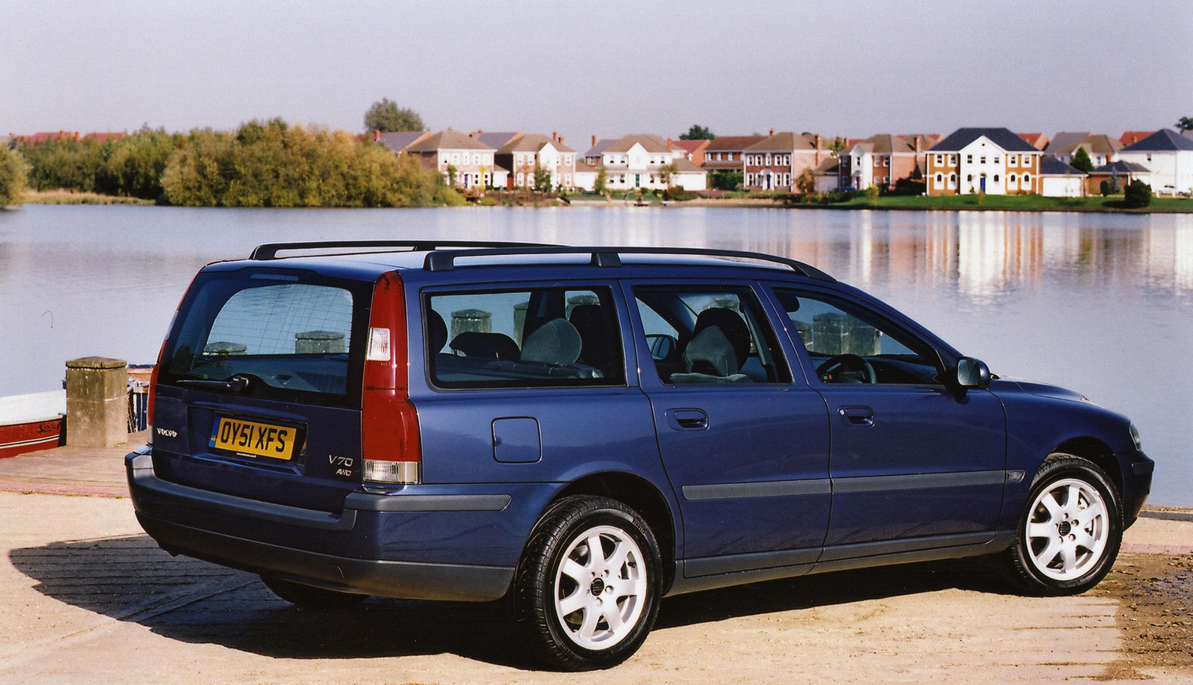 Volvo V70 2001 - Picture 14178