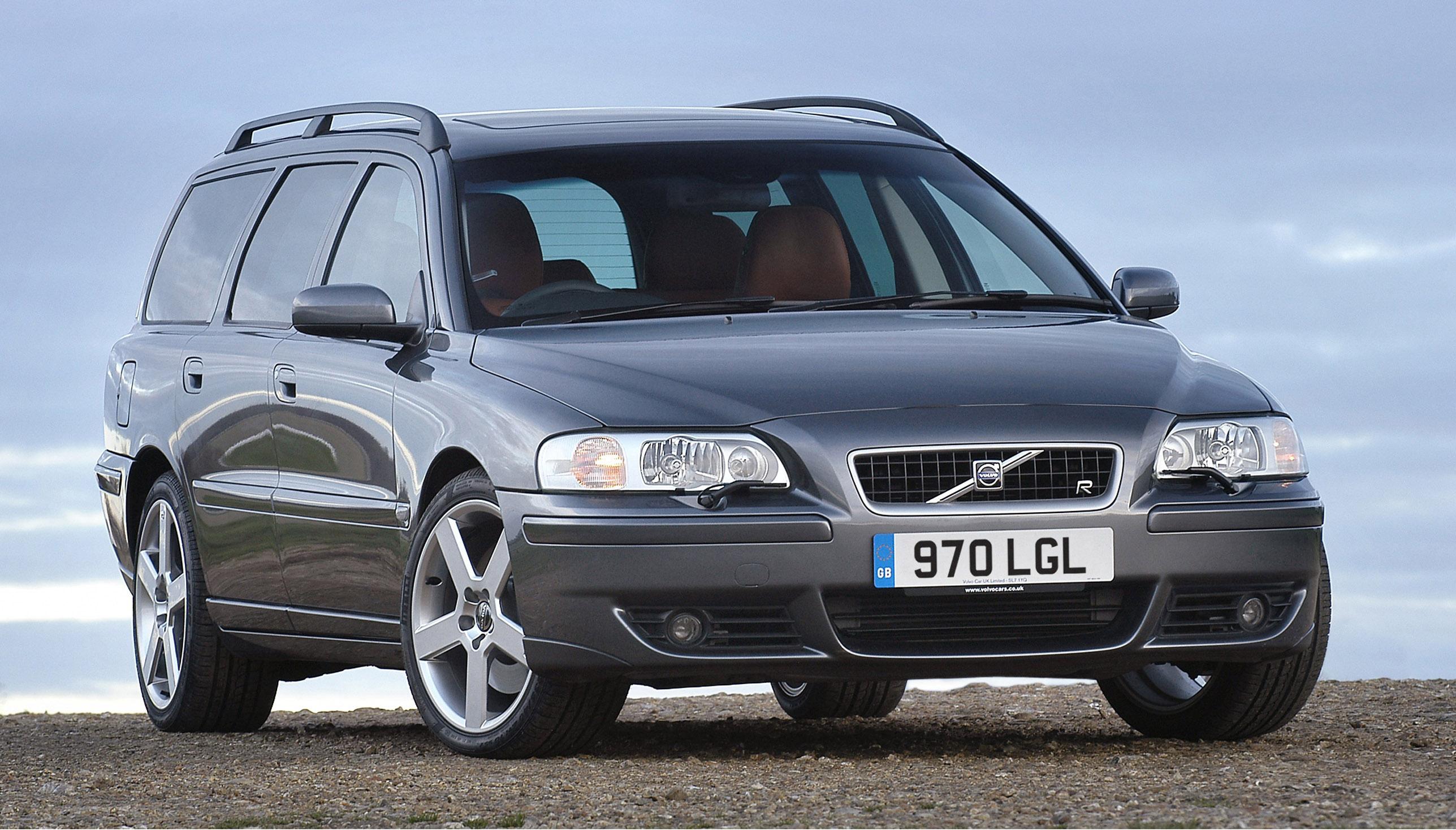2005 Volvo V70 R Picture 53695