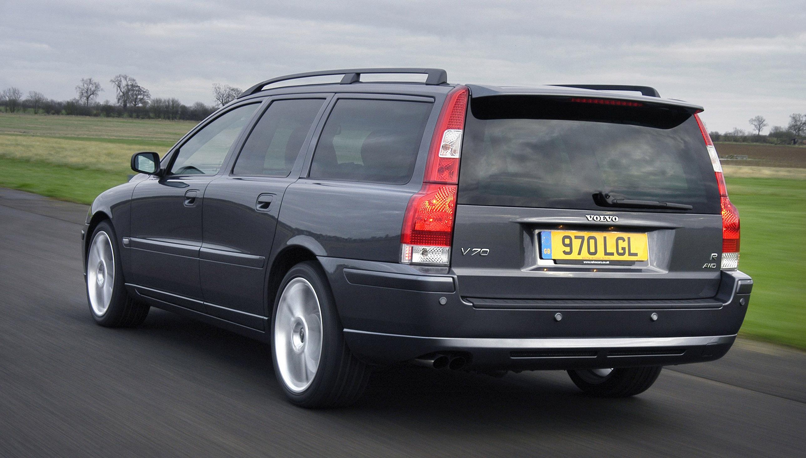 2005 Volvo V70 R Picture 53696