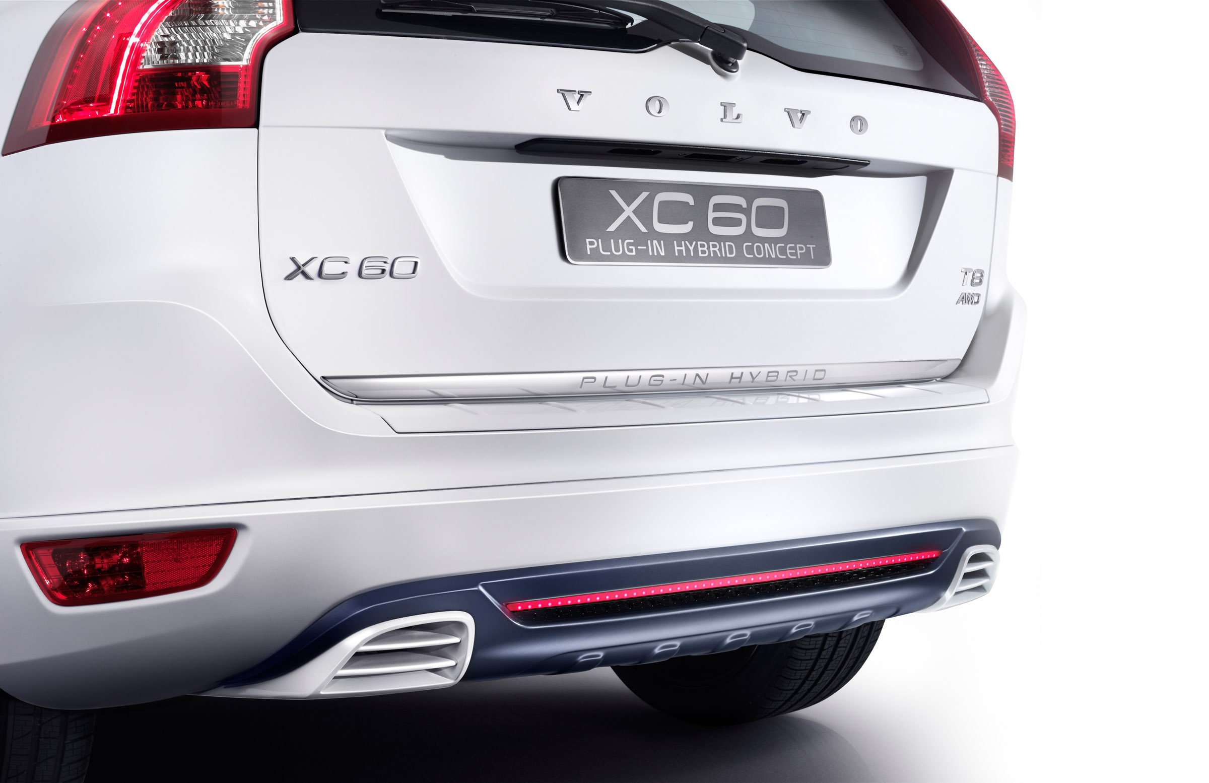Volvo Xc60 Plug In Hybrid Concept Picture 62690