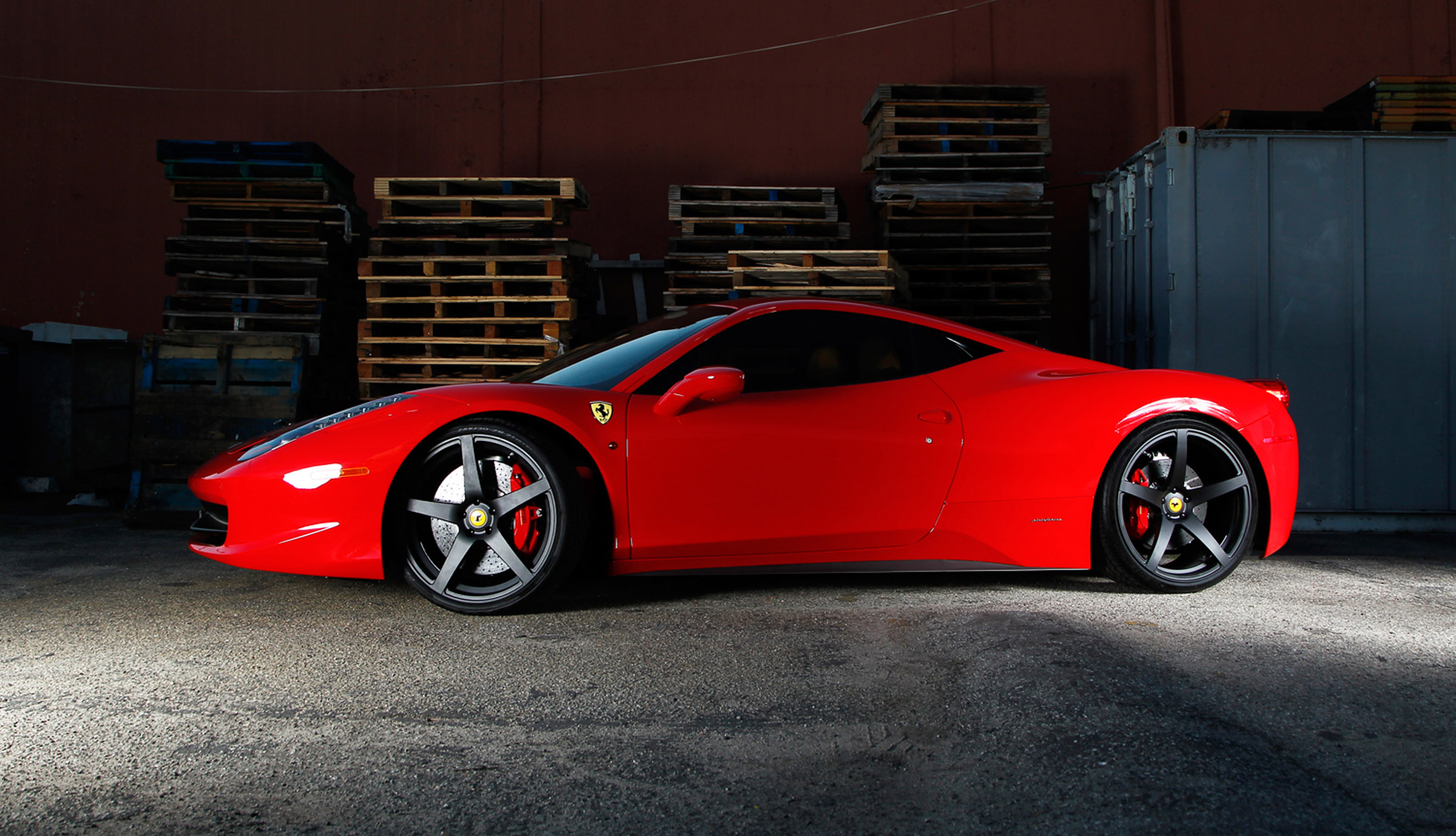 Vorsteiner Vs 130 Series For Ferrari 458 Italia And Bmw
