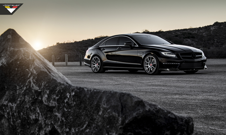 Mercedes Benz Model Shoot
