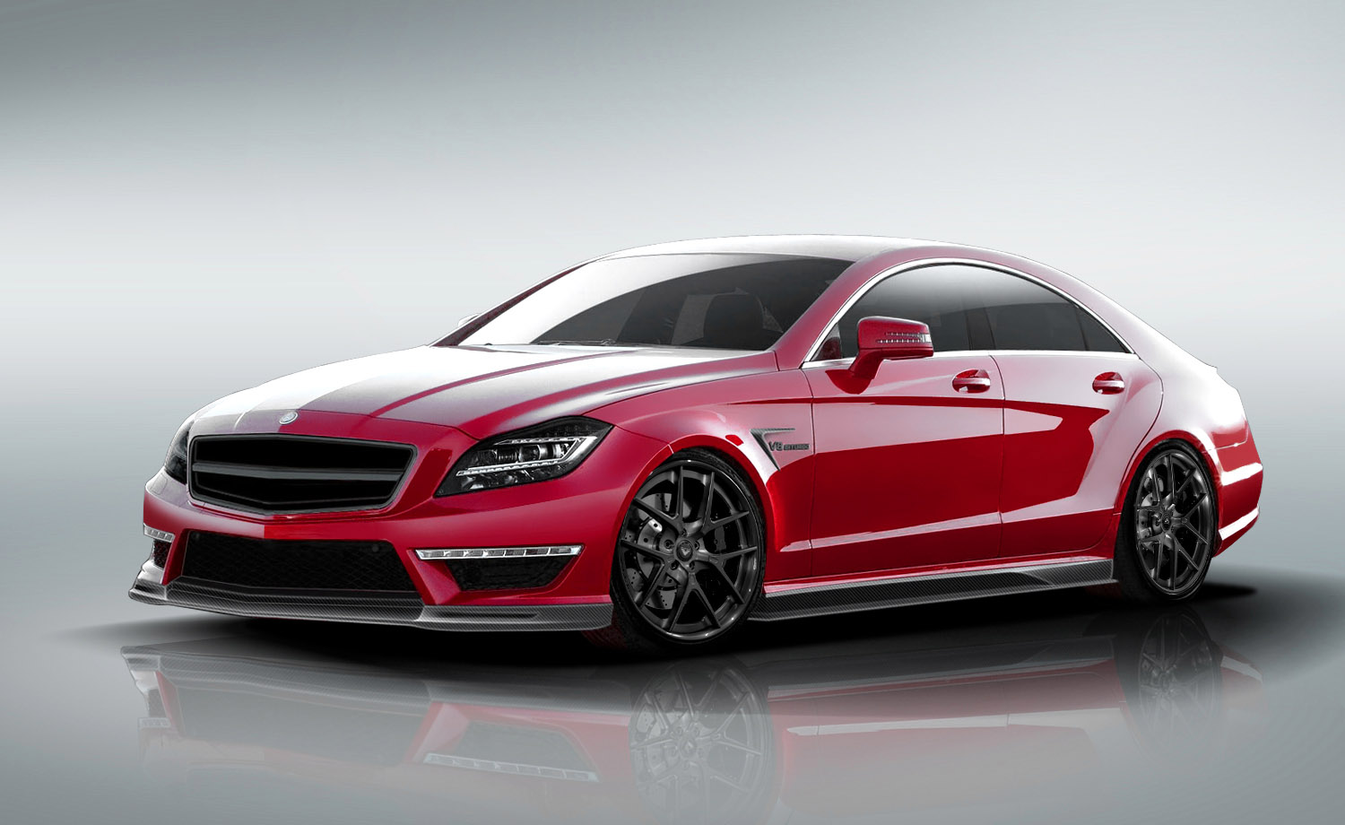 Vorsteiner adds to the mercedes benz cls 63 amg for Mercedes benz in charlotte