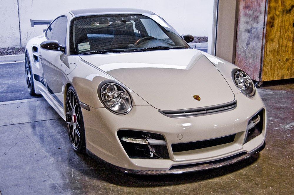Porsche 997 V Rt Edition Turbo Refined By Vorsteiner