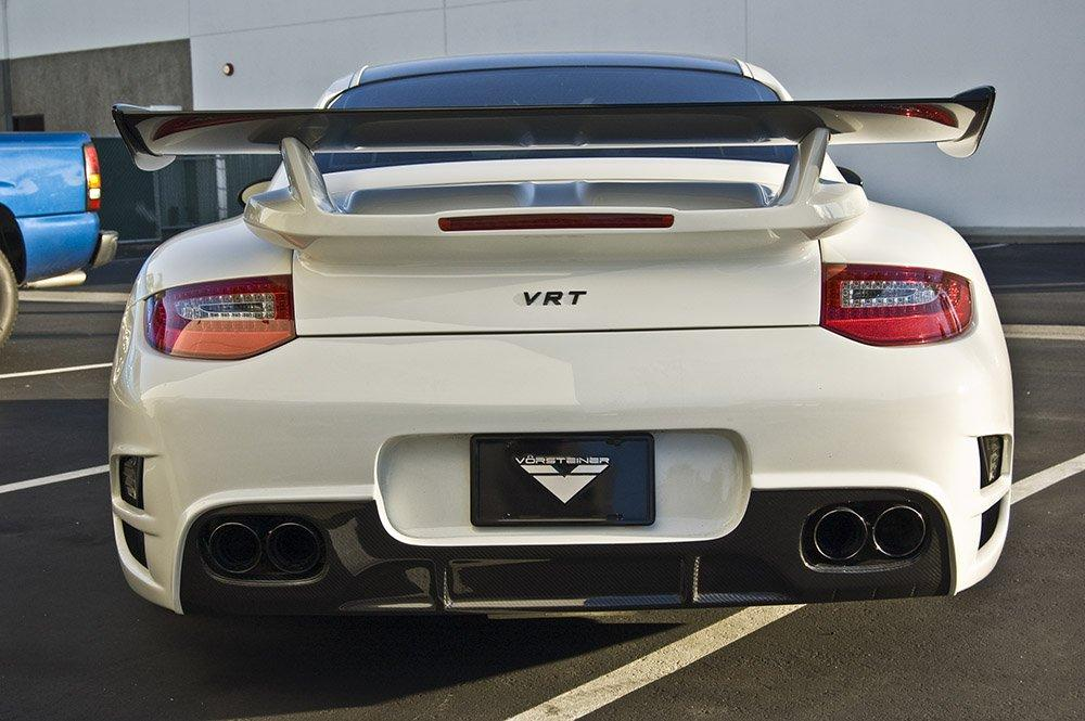 Porsche 997 V Rt Edition Turbo Refined By Vorsteiner