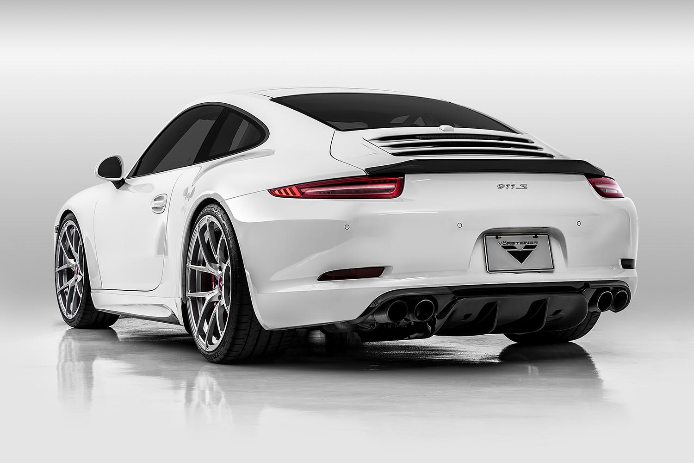 Vorsteiner V Gt Tuning Program For The Porsche 991 Carrera