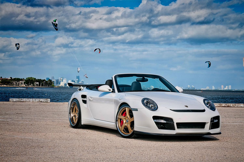 Vorsteiner V RT Porsche 911 Cabriolet